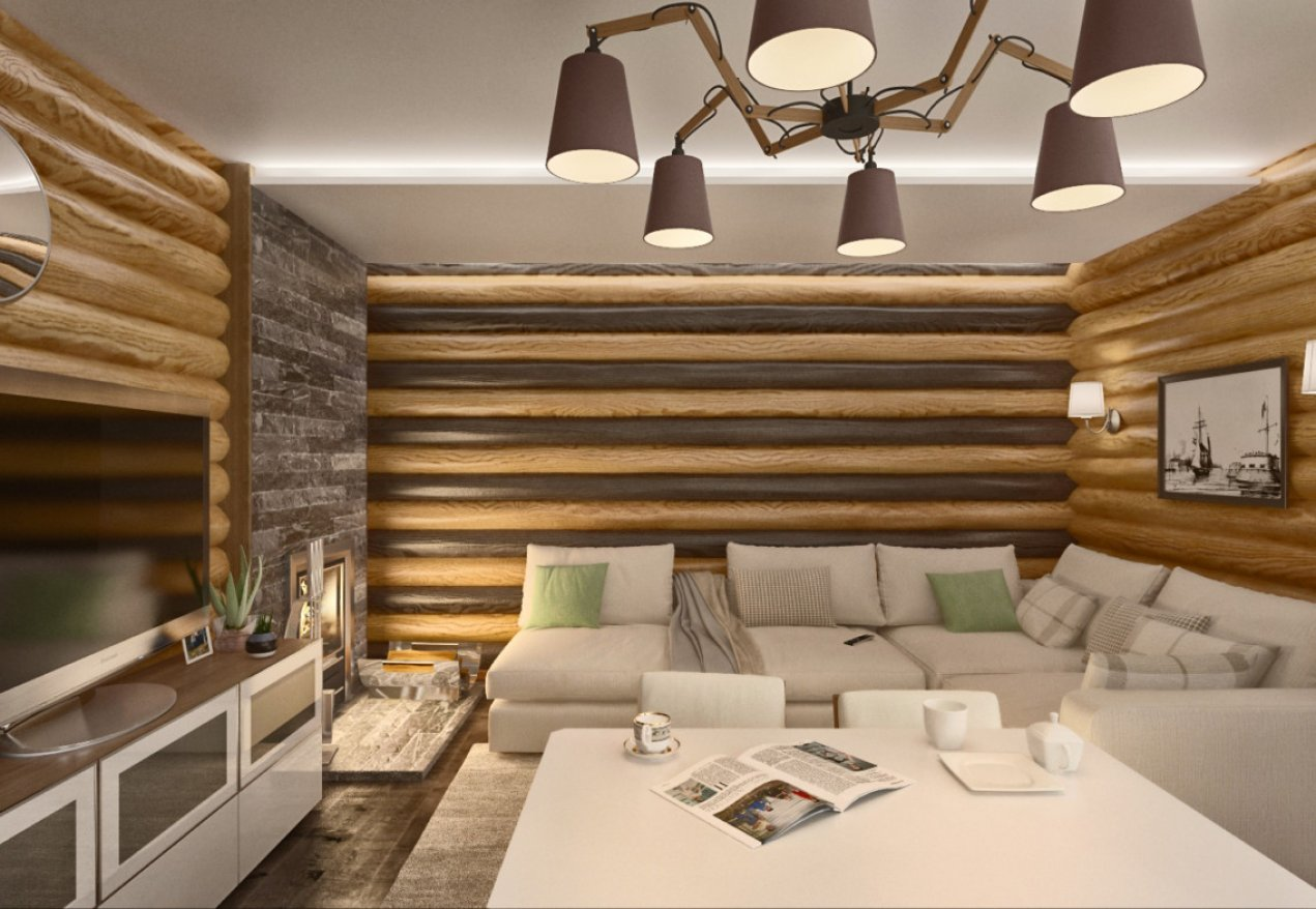 Фотография 3551  категории 'Баня 47 м²'