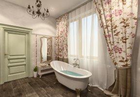 Фотография 3602  категории 'Загородный дом 213 м²'