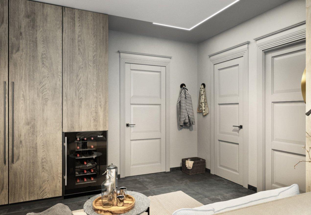 Фотография 10147  категории 'Двухэтажная баня в посёлке Бурцево 134 м²'