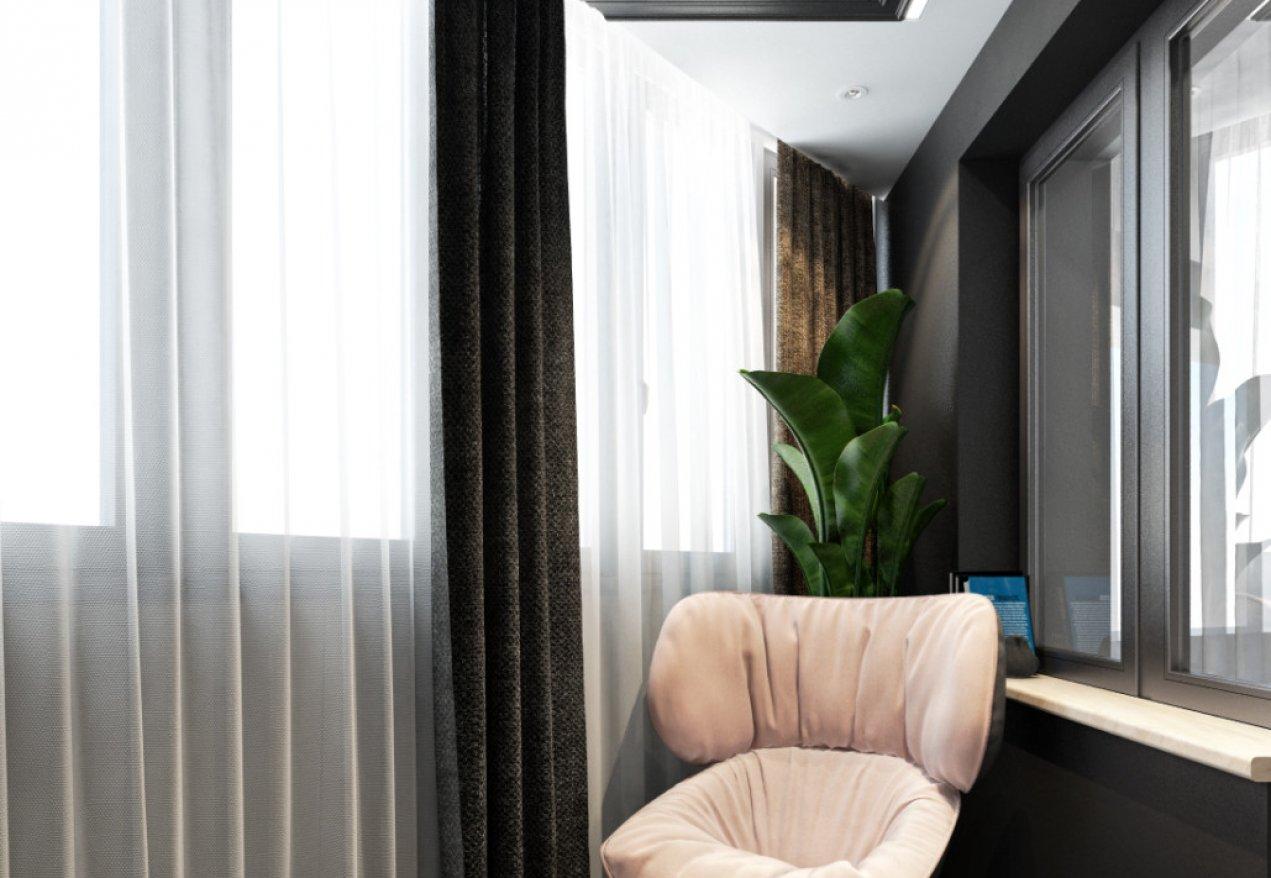Фотография 10228  категории 'Четырёхкомнатная квартира в Н.Новгороде 166 м²'
