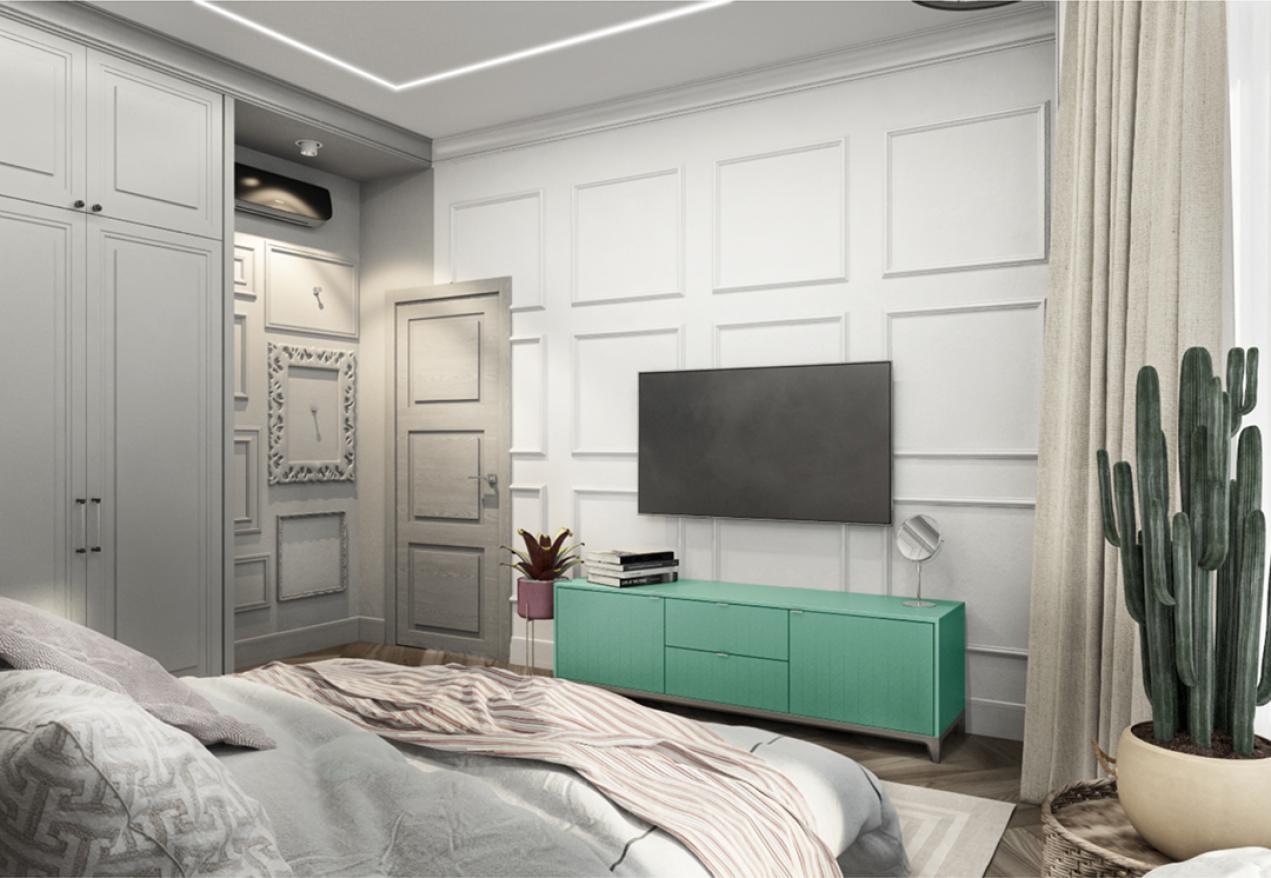 Фотография 9967  категории 'Частный дом в п. Бол. Давыдово 128 м²'