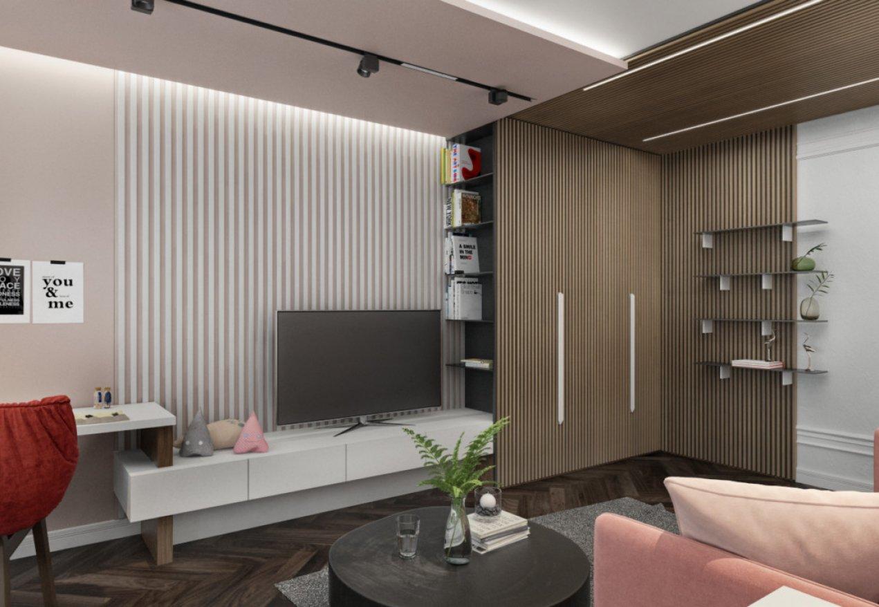 Фотография 10190  категории 'Четырёхкомнатная квартира в Н.Новгороде 166 м²'