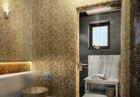 Фотография 10154  категории 'Двухэтажная баня в посёлке Бурцево 134 м²'