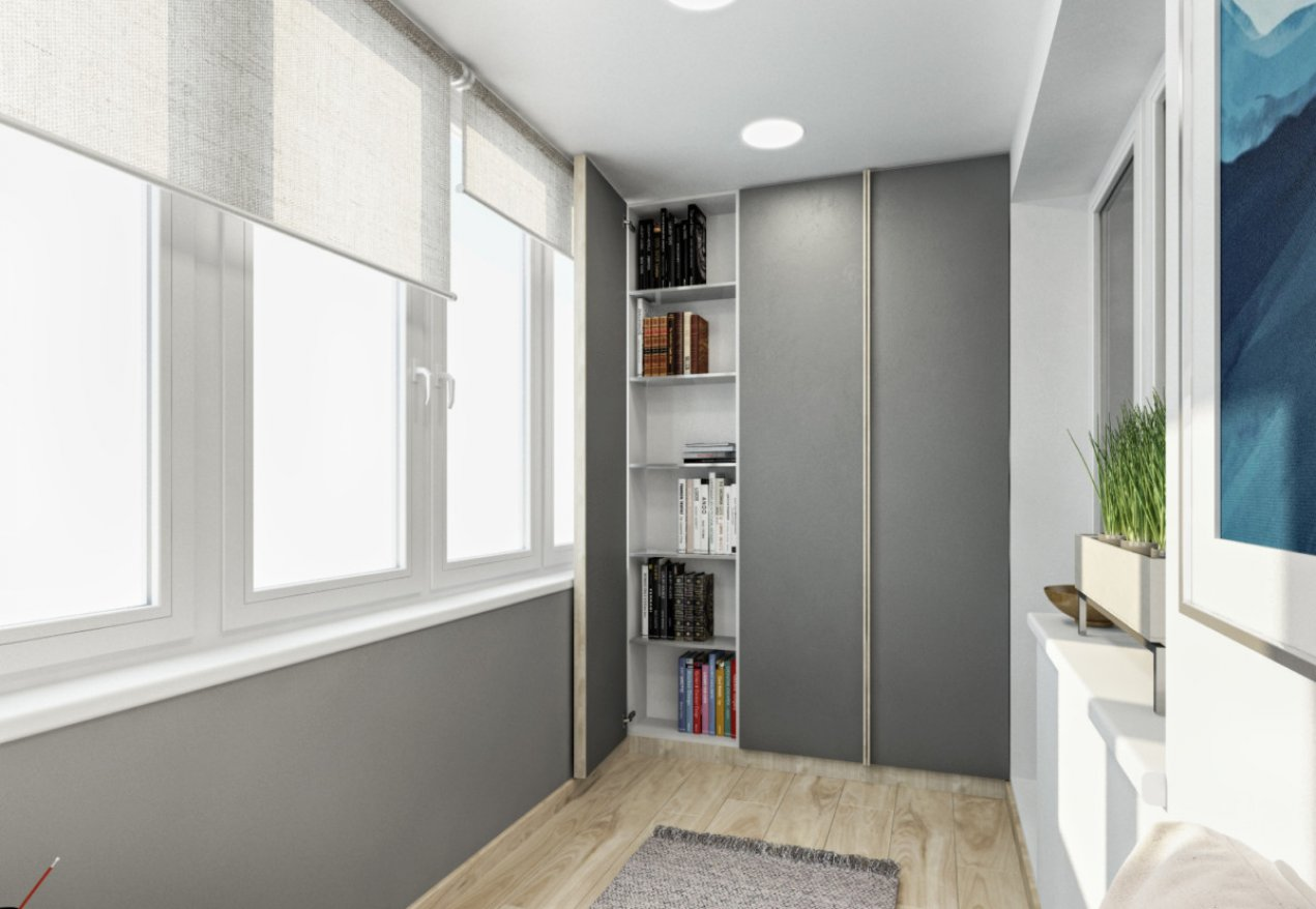 Фотография 10048  категории 'Трёхкомнатная квартира 78 м²'