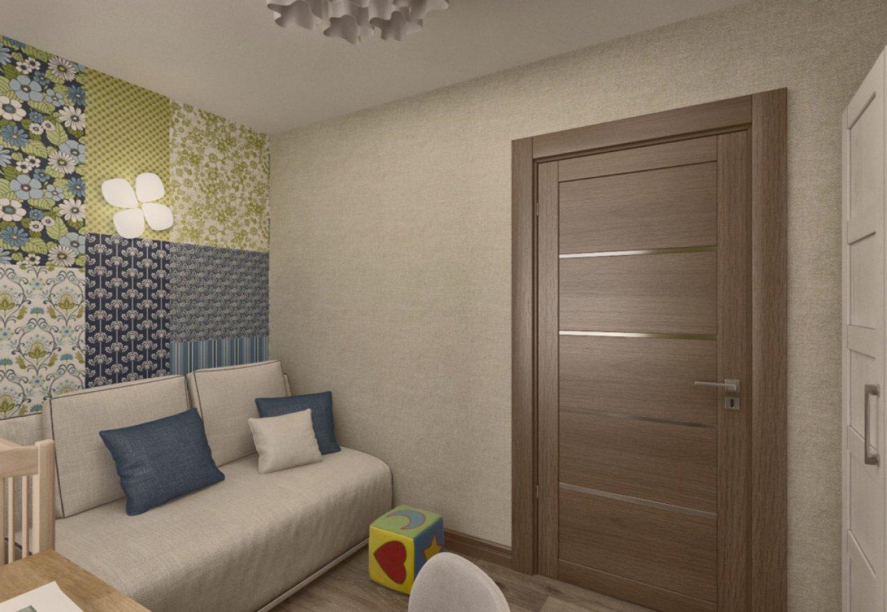 Фотография 3618  категории 'Квартира 55 м²'