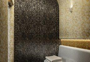 Фотография 10153  категории 'Двухэтажная баня в посёлке Бурцево 134 м²'
