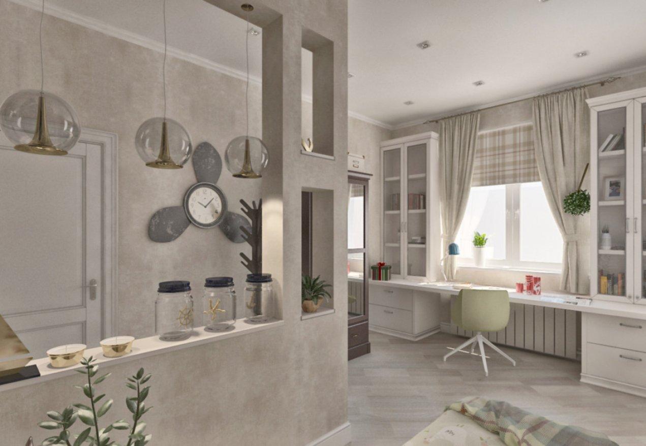 Фотография 3661  категории 'Частный дом 211 м²'