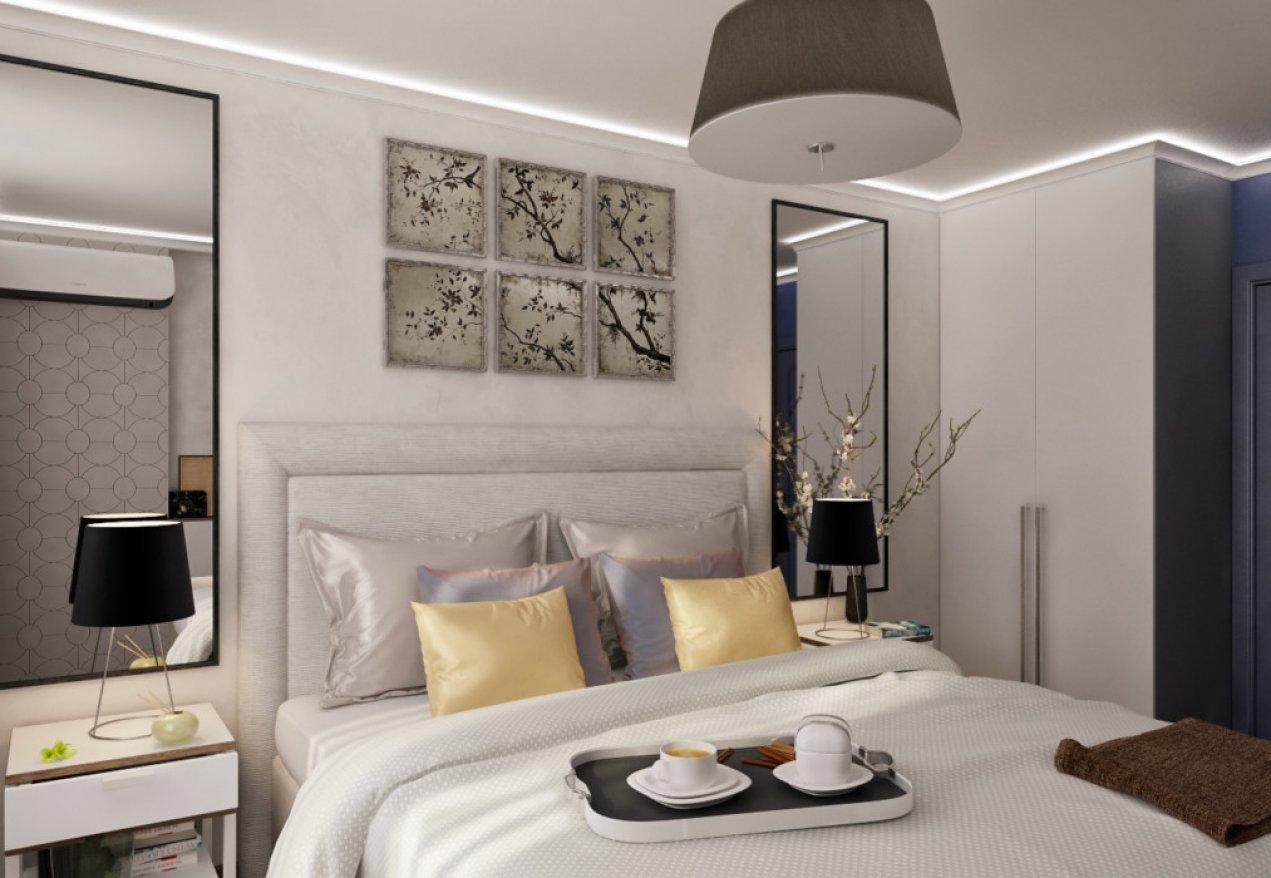 Фотография 8901  категории 'Квартира в ЖК «Аквамарин»'