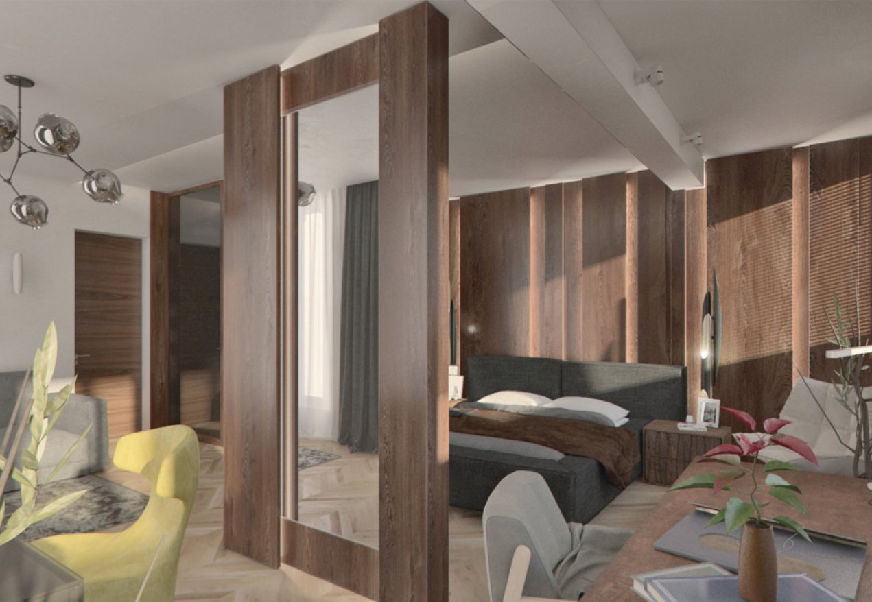 Фотография 3536  категории 'Квартира 179 м²'