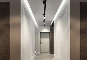 Фотография 10197  категории 'Четырёхкомнатная квартира в Н.Новгороде 166 м²'