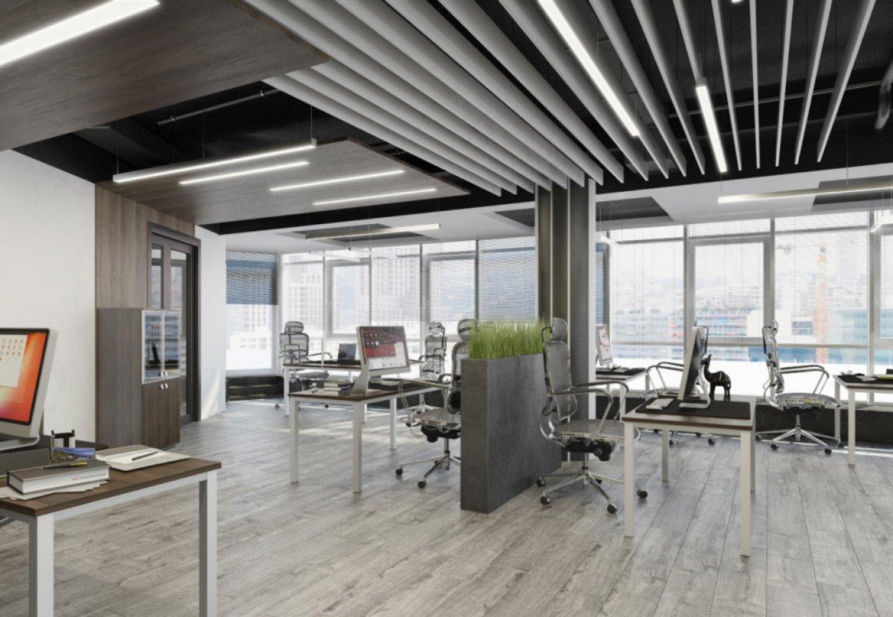 Фотография 9977  категории 'Офис для Интернет компании в Н.Новгороде 150 м²'