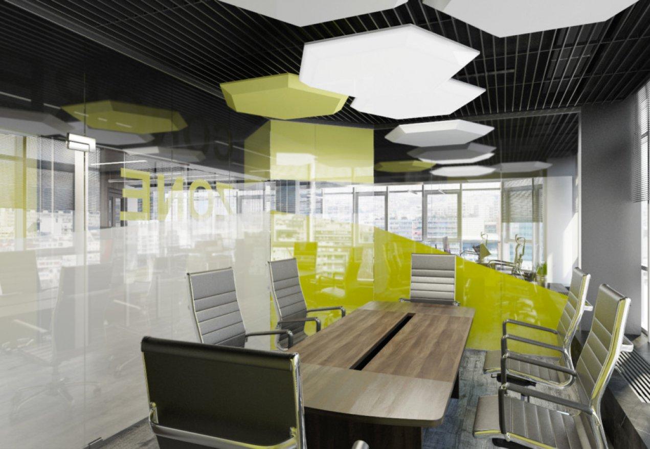 Фотография 9984  категории 'Офис для Интернет компании в Н.Новгороде 150 м²'