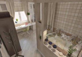 Фотография 3665  категории 'Частный дом 211 м²'
