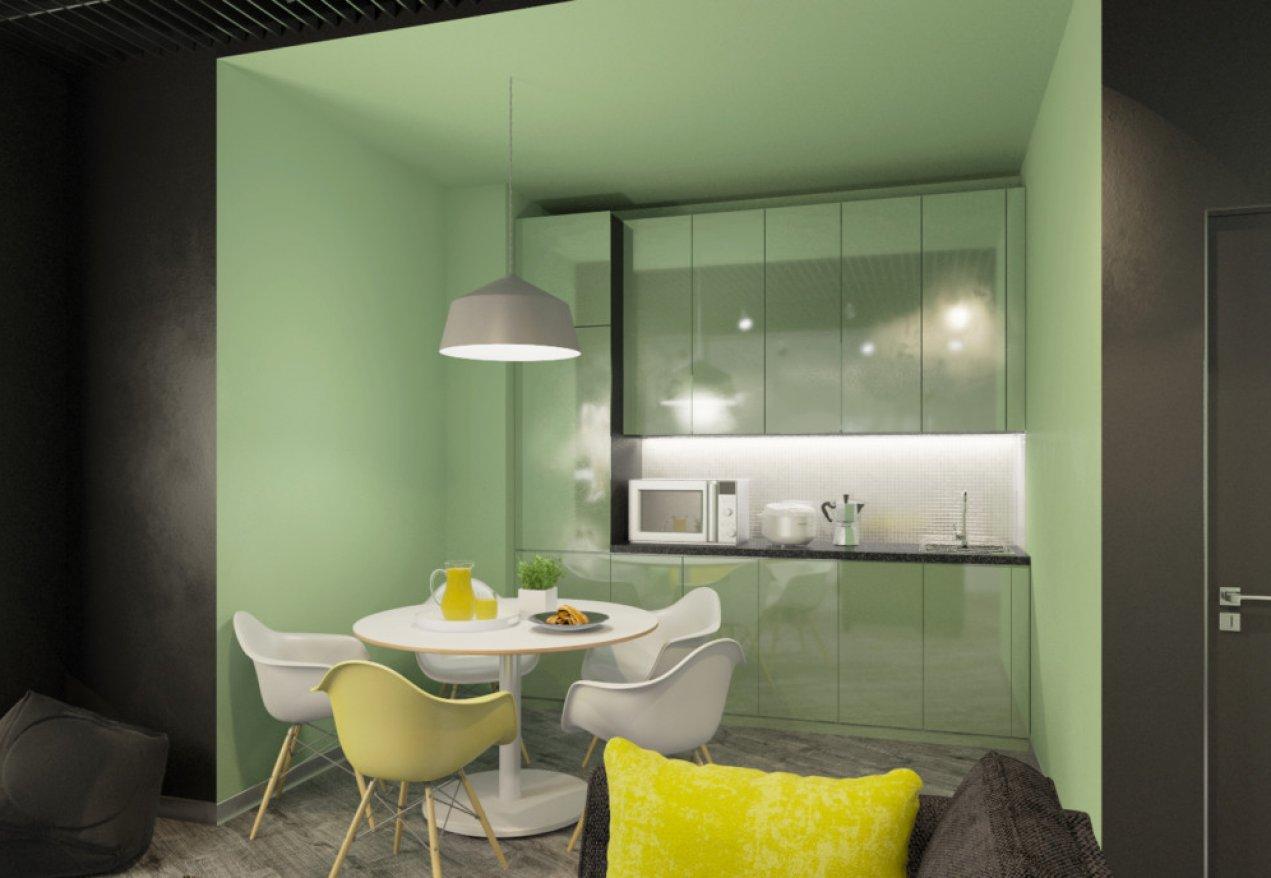 Фотография 9987  категории 'Офис для Интернет компании в Н.Новгороде 150 м²'