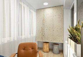 Фотография 10052  категории 'Трёхкомнатная квартира 78 м²'