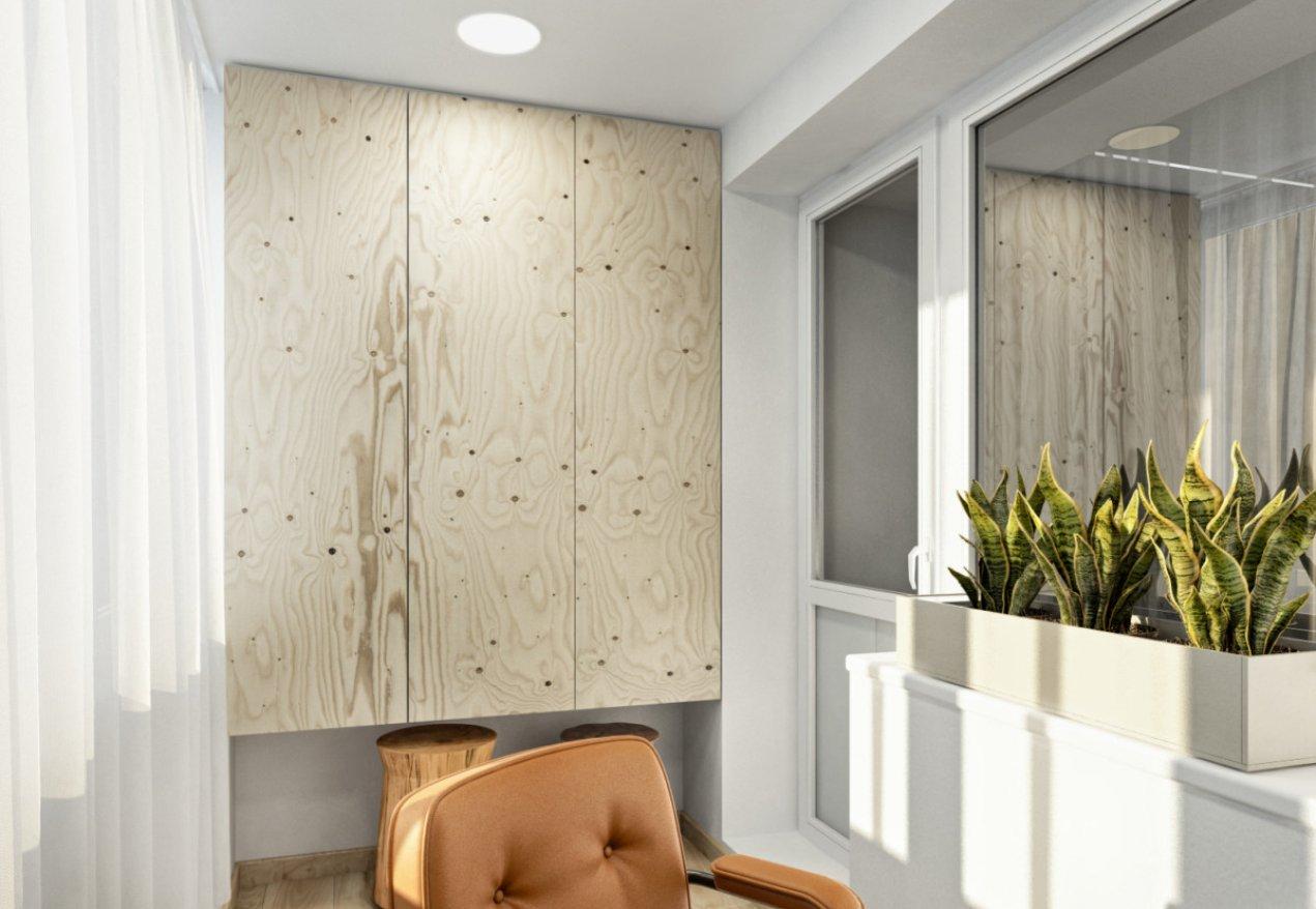 Фотография 10051  категории 'Трёхкомнатная квартира 78 м²'