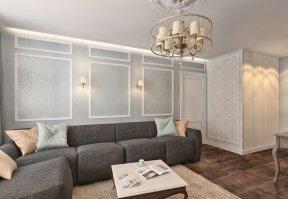 Фотография 3483  категории 'Квартира 68 м²'