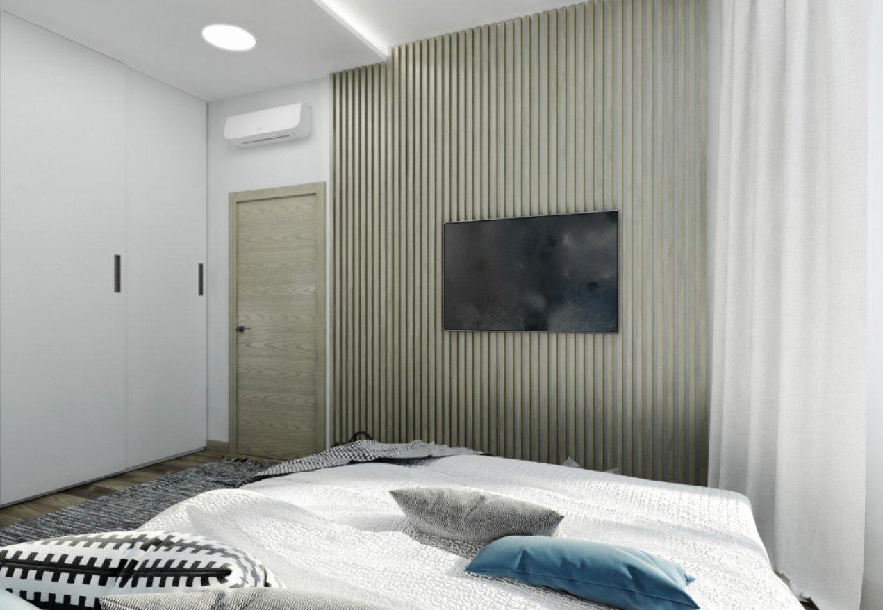 Фотография 9919  категории 'Однокомнатная квартира в Москве 42 м²'