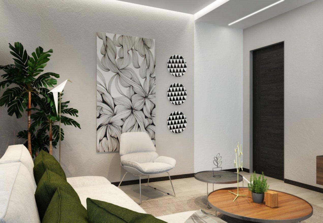 Фотография 10113  категории 'Трёхкомнатная квартира в Н. Новгороде 130 м²'