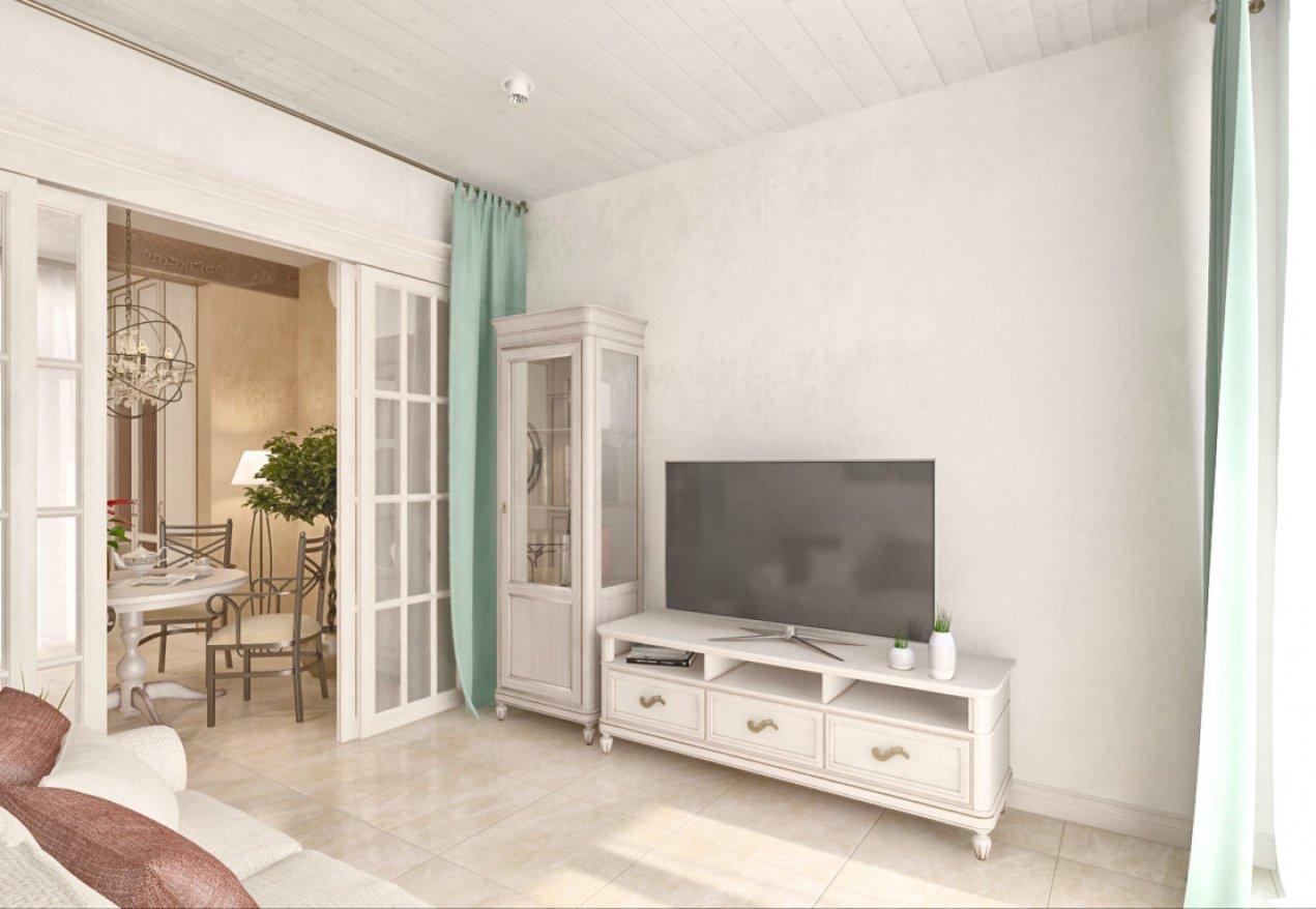 Фотография 3636  категории 'Квартира 65 м²'