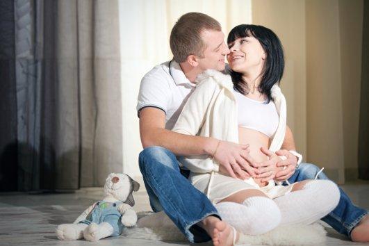 Фотография 7013  категории 'Фотосессия беременных'