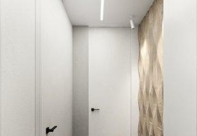 Фотография 10076  категории 'Трёхкомнатная квартира в Н. Новгороде 80 м²'