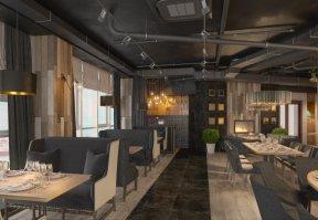Фотография 4398  категории 'Ресторан 160 м²'