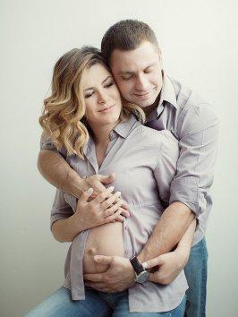 Фотография 8022  категории 'Фотосессия беременных'