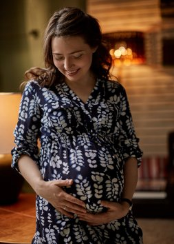 Фотография 8020  категории 'Фотосессия беременных'