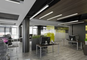 Фотография 9978  категории 'Офис для Интернет компании в Н.Новгороде 150 м²'