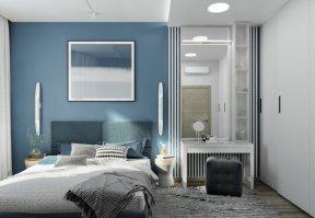 Фотография 9923  категории 'Однокомнатная квартира в Москве 42 м²'