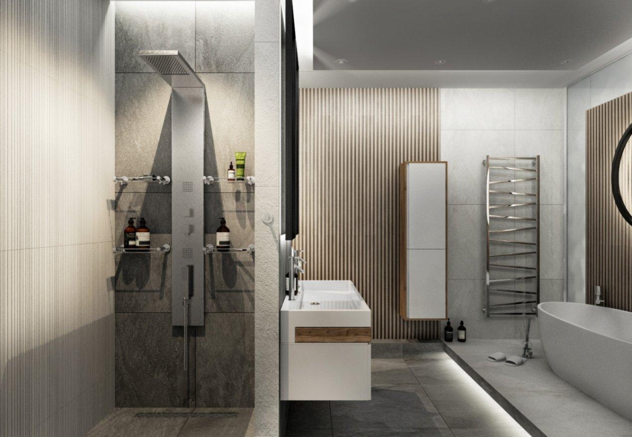 Фотография 10221  категории 'Четырёхкомнатная квартира в Н.Новгороде 166 м²'