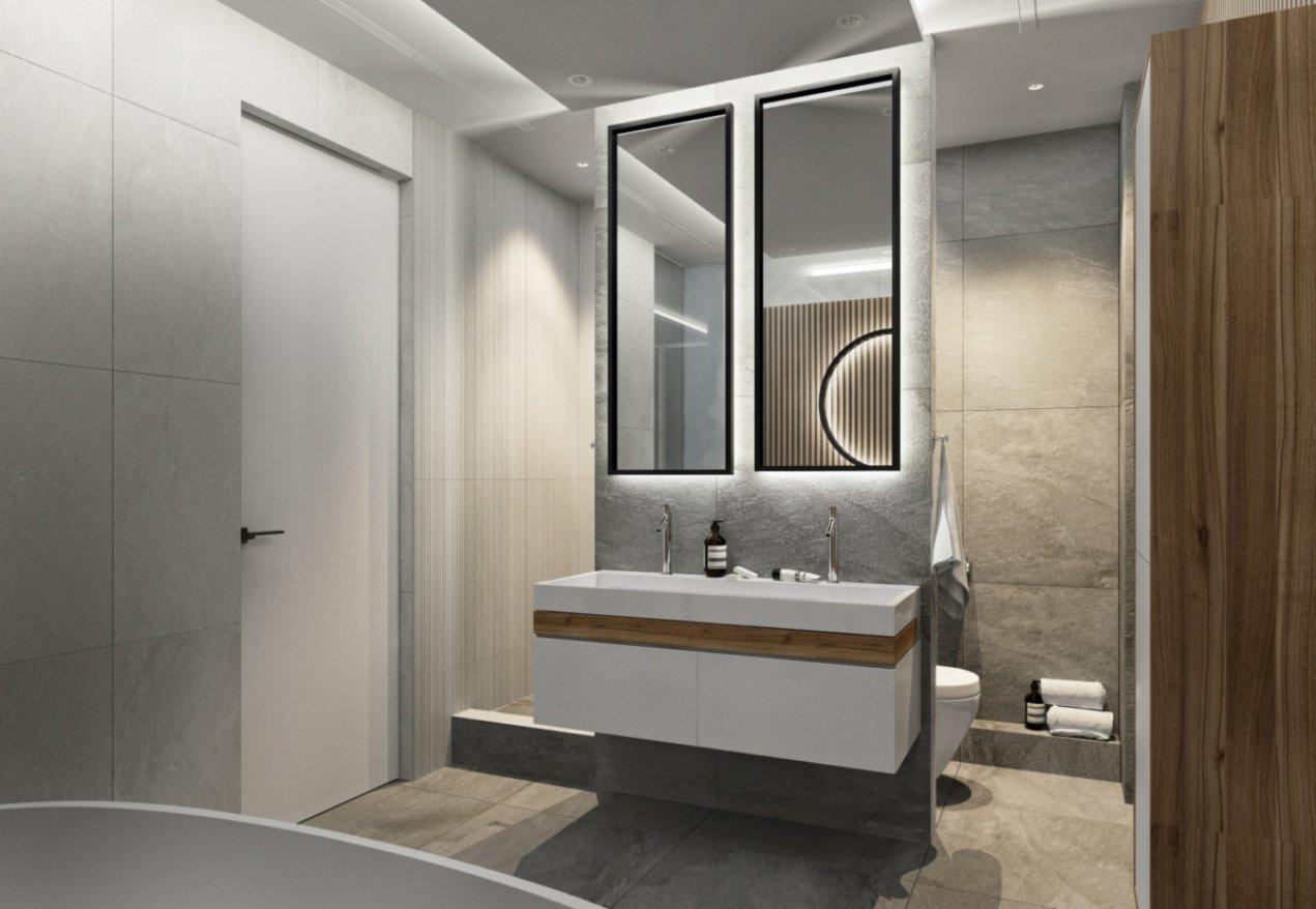 Фотография 10224  категории 'Четырёхкомнатная квартира в Н.Новгороде 166 м²'