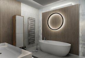 Фотография 10222  категории 'Четырёхкомнатная квартира в Н.Новгороде 166 м²'