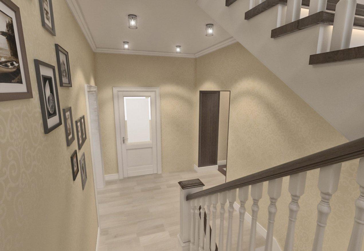 Фотография 3681  категории 'Частный дом 211 м²'