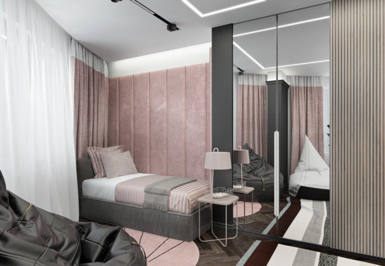 Фотография 10184  категории 'Четырёхкомнатная квартира в Н.Новгороде 166 м²'