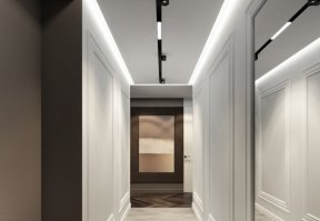Фотография 10200  категории 'Четырёхкомнатная квартира в Н.Новгороде 166 м²'