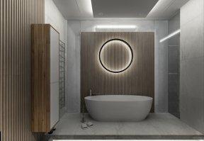 Фотография 10223  категории 'Четырёхкомнатная квартира в Н.Новгороде 166 м²'