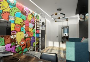Фотография 10070  категории 'Трёхкомнатная квартира в Н. Новгороде 80 м²'