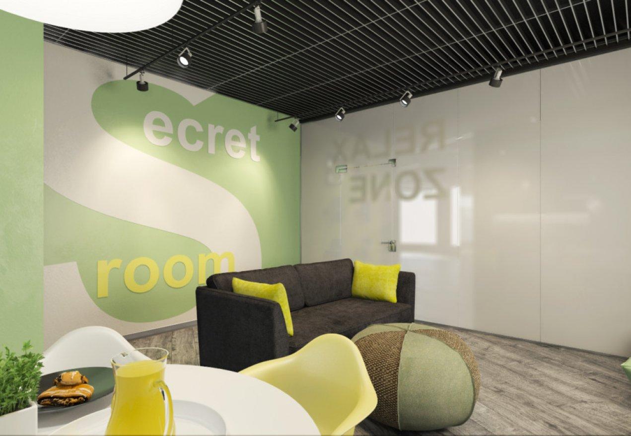 Фотография 9990  категории 'Офис для Интернет компании в Н.Новгороде 150 м²'