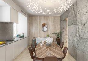 Фотография 4379  категории 'Частный дом 240 м²'