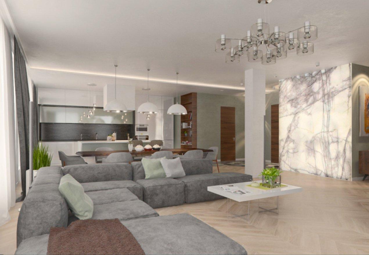 Фотография 3522  категории 'Квартира 179 м²'