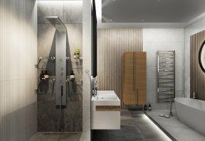 Фотография 10220  категории 'Четырёхкомнатная квартира в Н.Новгороде 166 м²'
