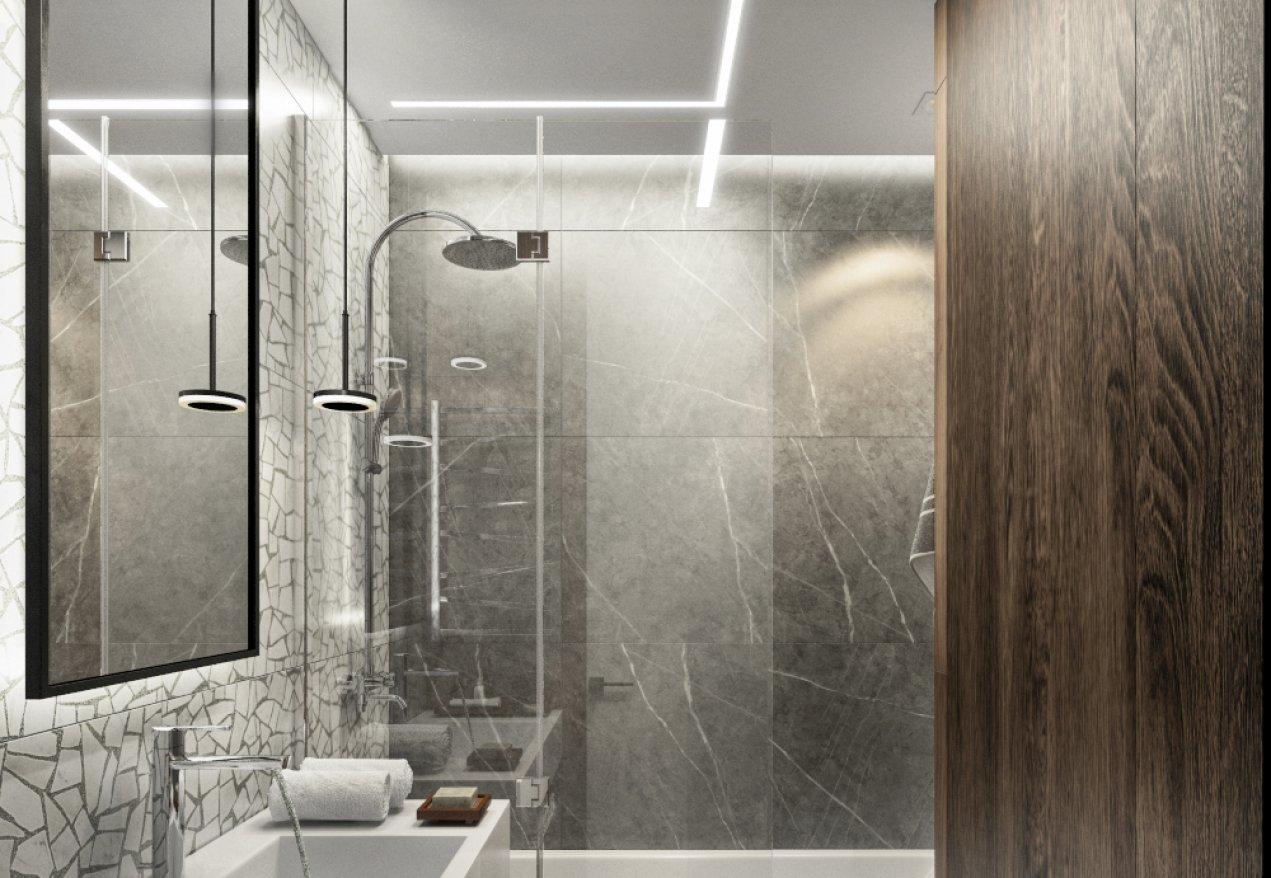Фотография 10091  категории 'Трёхкомнатная квартира в Н. Новгороде 80 м²'