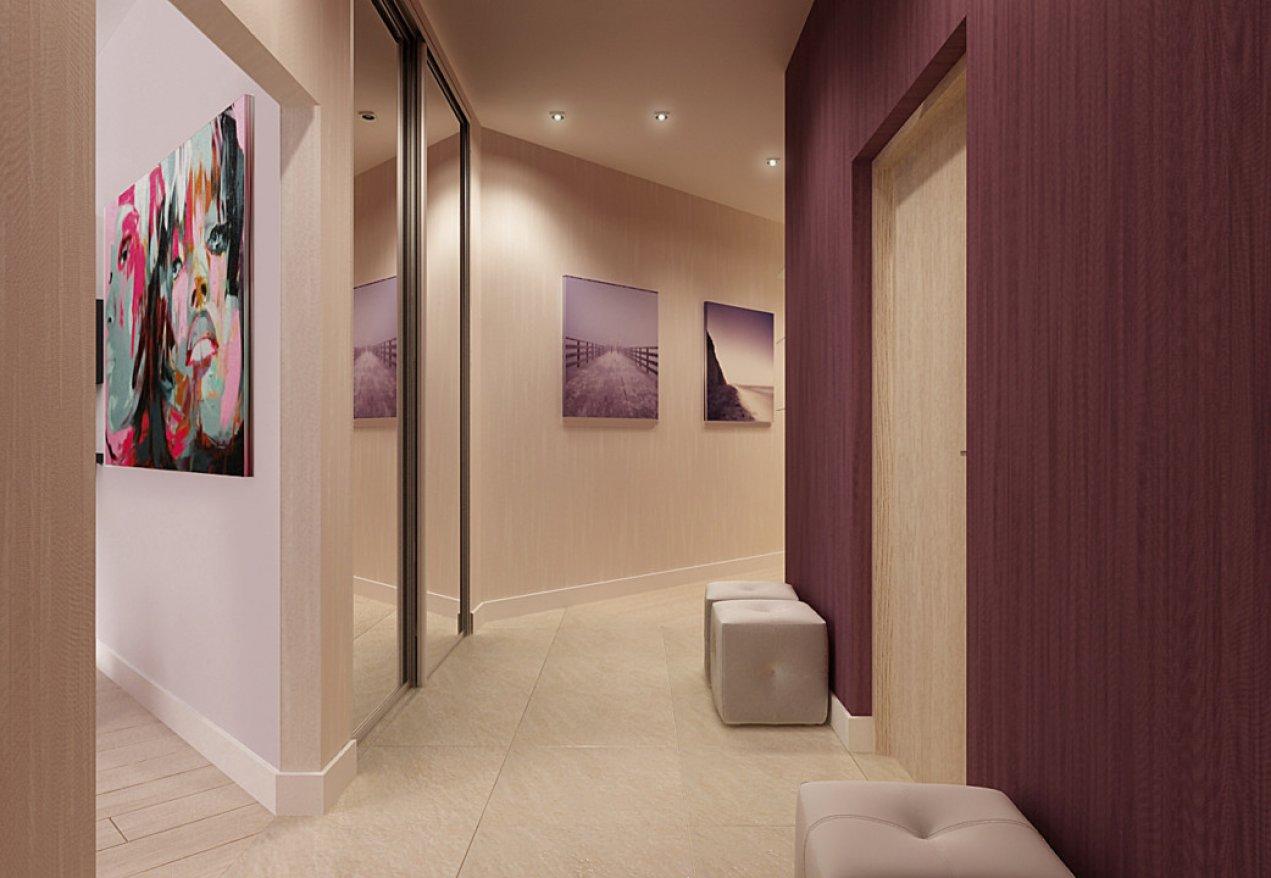 Фотография 3767  категории 'Квартира 115 м²'