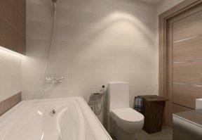 Фотография 3609  категории 'Квартира 55 м²'