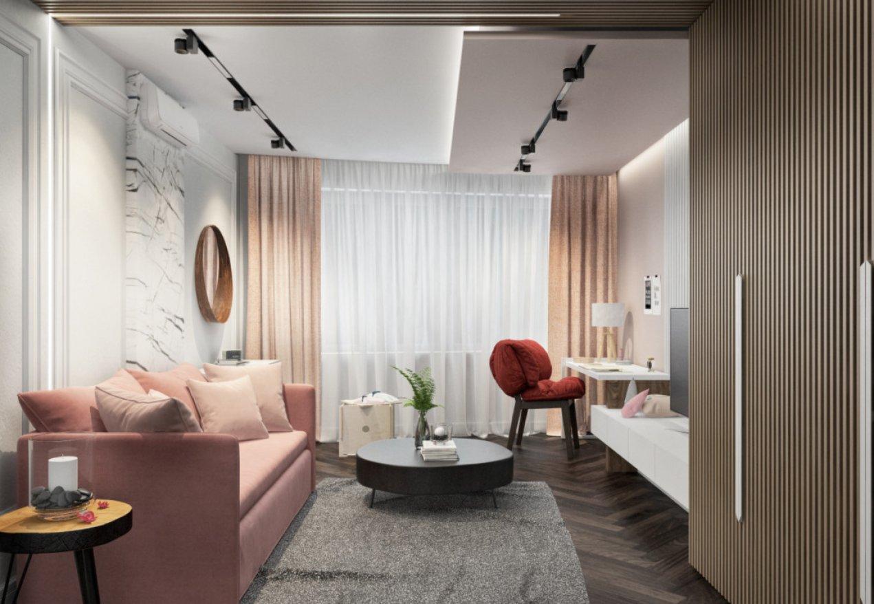 Фотография 10193  категории 'Четырёхкомнатная квартира в Н.Новгороде 166 м²'
