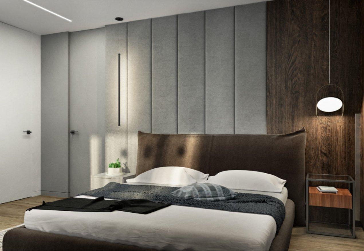 Фотография 10083  категории 'Трёхкомнатная квартира в Н. Новгороде 80 м²'