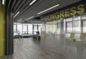 Фотография 9974  категории 'Офис для Интернет компании в Н.Новгороде 150 м²'