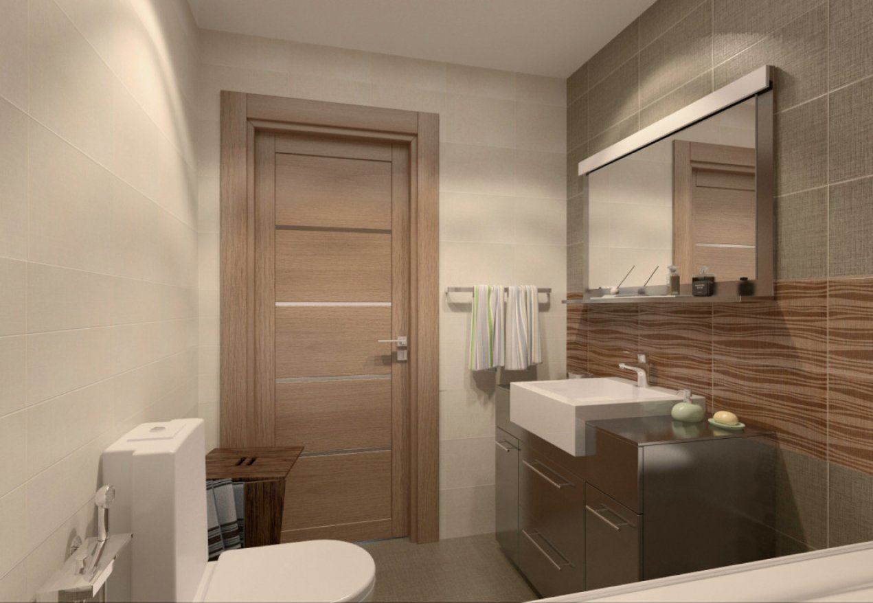 Фотография 3608  категории 'Квартира 55 м²'